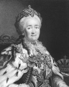 Catherine the Great of Russia gifted the Alexander Palace to her grandson Alexander I.