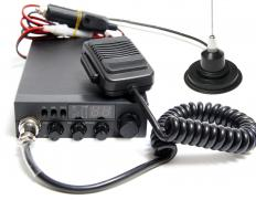 CB radios have 40 channels designated for public, unlicensed use.