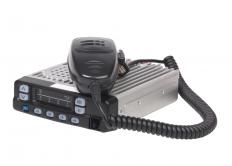 A CB radio may be used for short-distance communications between users.