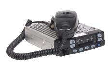 Because CB radios partially rely on line of sight propagation, they work better when set up at higher elevations.