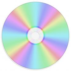CDs can hold hundreds of megabytes of data.