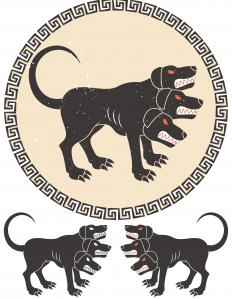 Cerbera is named after a three-headed dog, Cereberus, from Greek mythology.