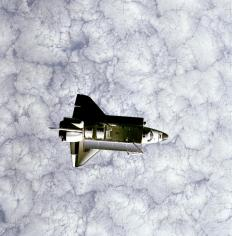 Solenoids are used in the space shuttles.