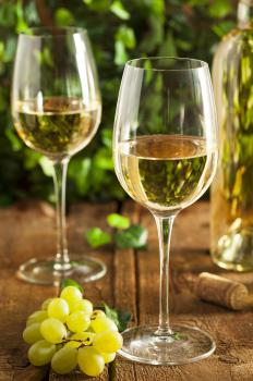 Chardonnay is the most common type of unoaked wine that's marketed today.