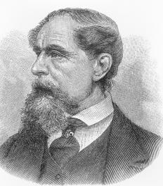 Fellow writer Charles Dickens was a close friend of Wilkie Collins.