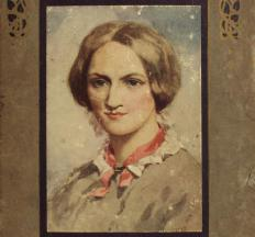 Charlotte Bronte was one of three great female novelists to come from the same family.