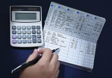 A checkbook register will be used to help balance a checking account.