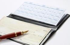 General ledger reconciliation is a similar process to balancing a checkbook.