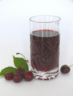 Cherry juice can be as effective as some pain medications when it comes to arthritis.