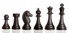 Pieces for chess, which is associated with geeks.