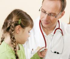 Some pediatric doctors focus on the heart.