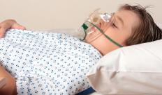Children with plastic bronchitis may experience difficulty breathing.