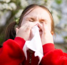 Using nasal spray may cause mild nose bleeding as a side effect.