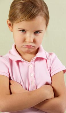 A narcissistic child may display resistance to attitude adjustment.