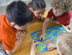 Children at daycare are at high risk of developing infectious diarrhea.