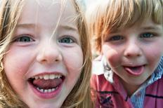 Hyperactivity may be a sign of a mood disorder in children.