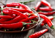 Spicy food can trigger hot flashes.