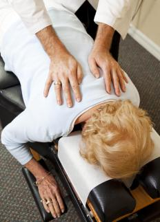 Network chiropractors focus on reducing tension in the spinal column.
