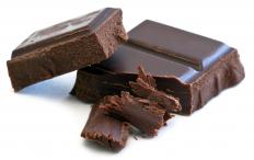 Chocolate, which contains phenylethylamine.