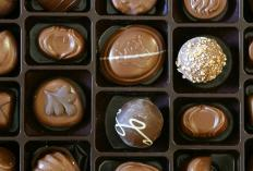 "Metaphors, such as, ""Life is like a box of chocolates,"" are an example of a trope."