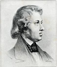 Composer Frederic Chopin painstakingly composed a cello sonata.