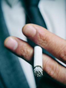 Avoiding smoking may help prevent tight dry skin.