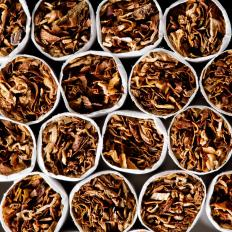 In the US, a Surgeon General's warning is found on tobacco products.