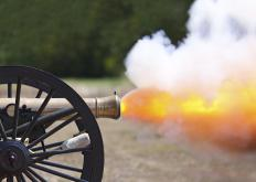 Tourists might enjoy U.S. Civil War reenactments at the State of Rhode Island and Providence Plantations.