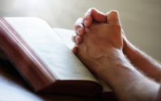 Prayer might help focus the mind and improve memory.