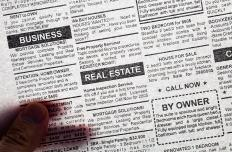 Rate cards are used by newspaper to list classified ad prices.