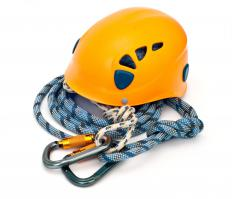 Rock climbing ropes are classified by the amount of stretch they provide.
