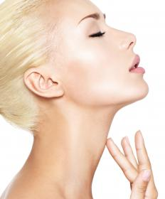 The Internal Jugular vein can be found on both sides of the neck, and is the largest of all veins in the neck.