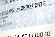 A cashier's check is a financial certificate or note that people use in place of cash.