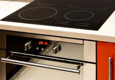 Ceramic cooktops present a flat surface, giving the illusion of no burners or heating elements.