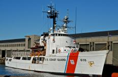 Active duty is the most common type of Coast Guard enlistment.