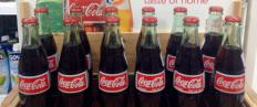 Coca-Cola products have a very distinctive trade dress.