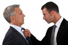 One type of hostile work environment is employee intimidation.