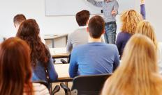 Many continuing education courses are conducted in person.