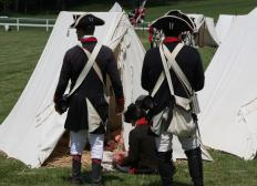 Army officer training programs offer courses on military history.