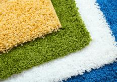 Carpet backing is the section of a carpet which does not face up.