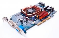 A video card is part of the standard computer configuration, and almost all computers have video cards built into the motherboard.