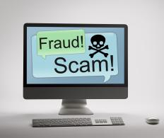 Identity theft is one of the most common types of computer fraud.