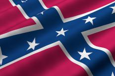 Many people are familiar with the Confederate battle flag, however it is not the flag that is referred to with the phrase 'stars and bars'.