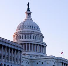 Funds designated by Congress for specific areas or groups are called earmarks in legislation.