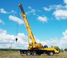 Pallet lifts can be designed as attachments for cranes and other types of heavy equipment.