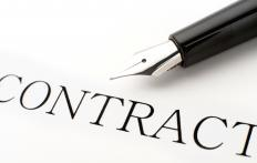 A sports manager may need to know how to negotiate contract terms.