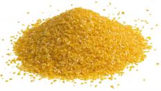 Cornmeal, one of the main ingredients in hush puppies.
