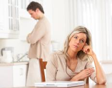 Divorce affidavits state the reason for a couple's separation.