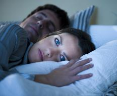 Suppressed anger can lead to sleep disorders.