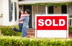 New homebuyers receive a warranty deed after purchasing a house.